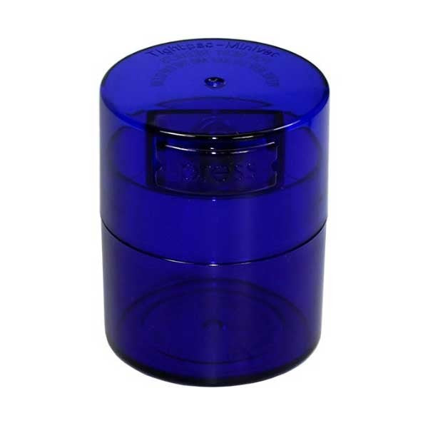 TightVac Mini Container (10g / .12L / 1.5oz) - CaliConnected