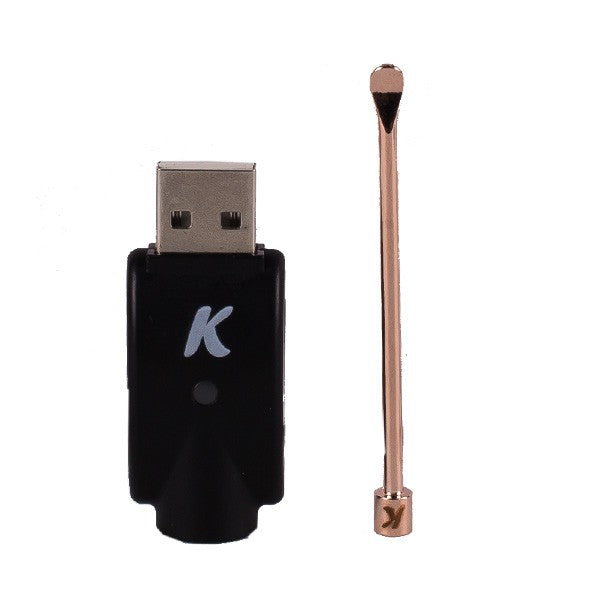 KandyPens Elite Wax Vaporizer Pen 🍯 - CaliConnected - Affordable wax and dry herb vaporizers eRigs & eNails, high quality glass bongs, cheap water pipes, wax concentrate dab rigs and unique smoking accessories at the best online smoke shop - CaliConnected Online Headshop