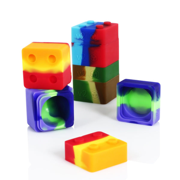 ErrlyBird BudderBlocks Cubes - 4 Pack - Affordable vaporizers and quality glass bongs, water pipes, dab rigs and more at the best online headshop - CaliConnected