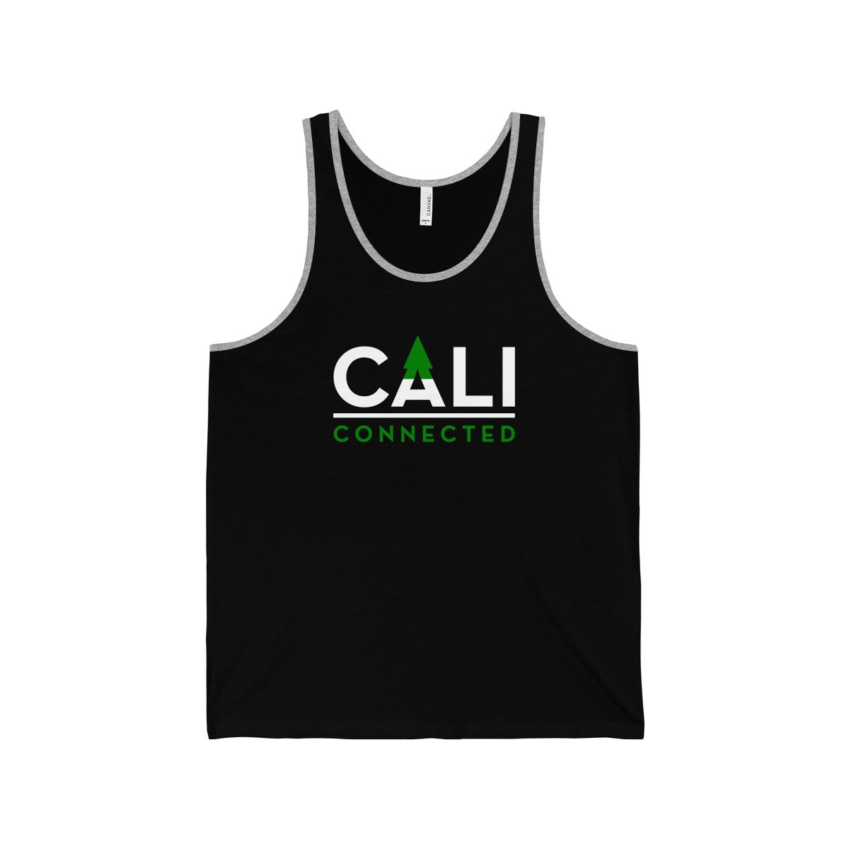 CaliConnected Online Smoke Shop - CaliConnected Men's Tank