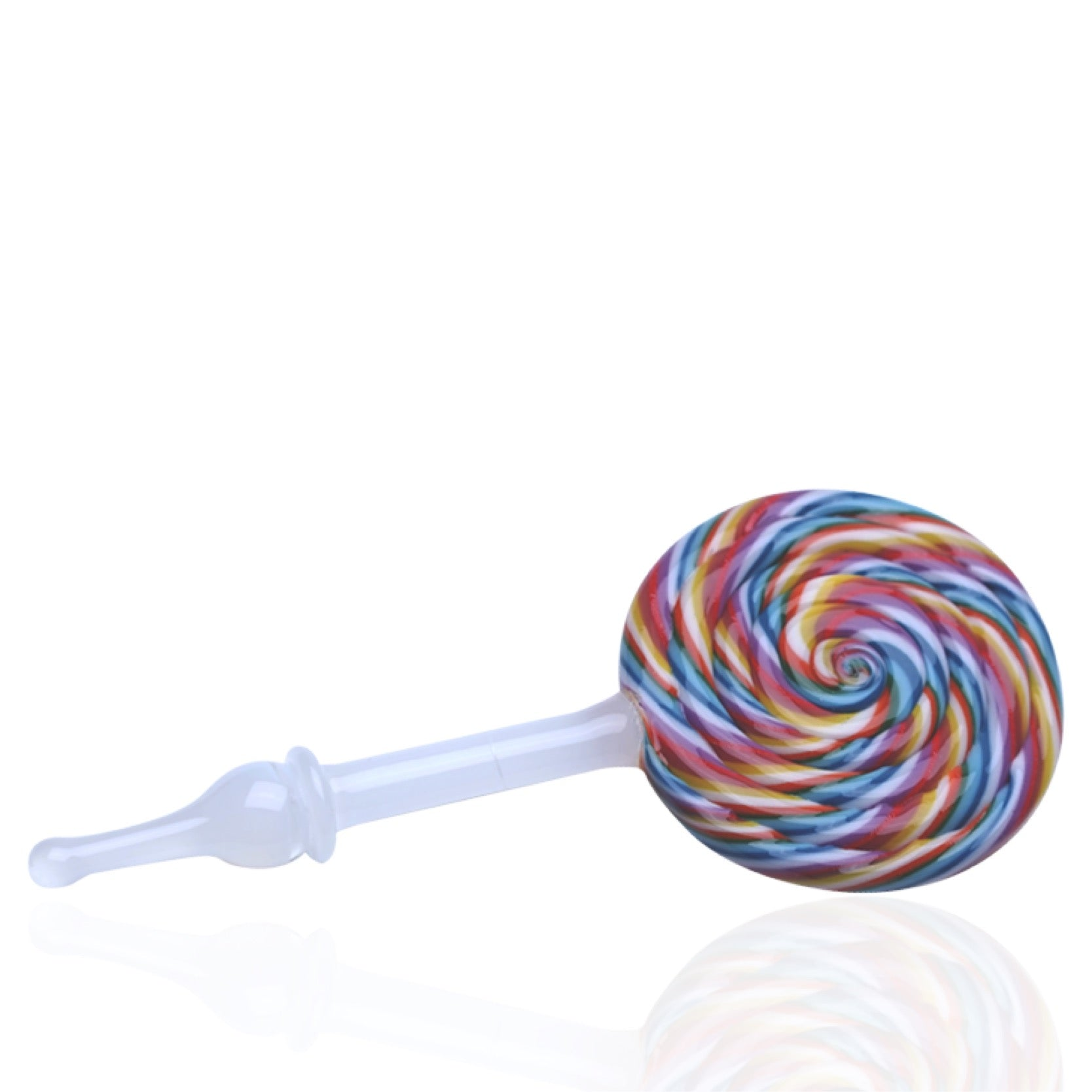 "Empire Glassworks ""Flat Lollipop"" Dabber 🍭"
