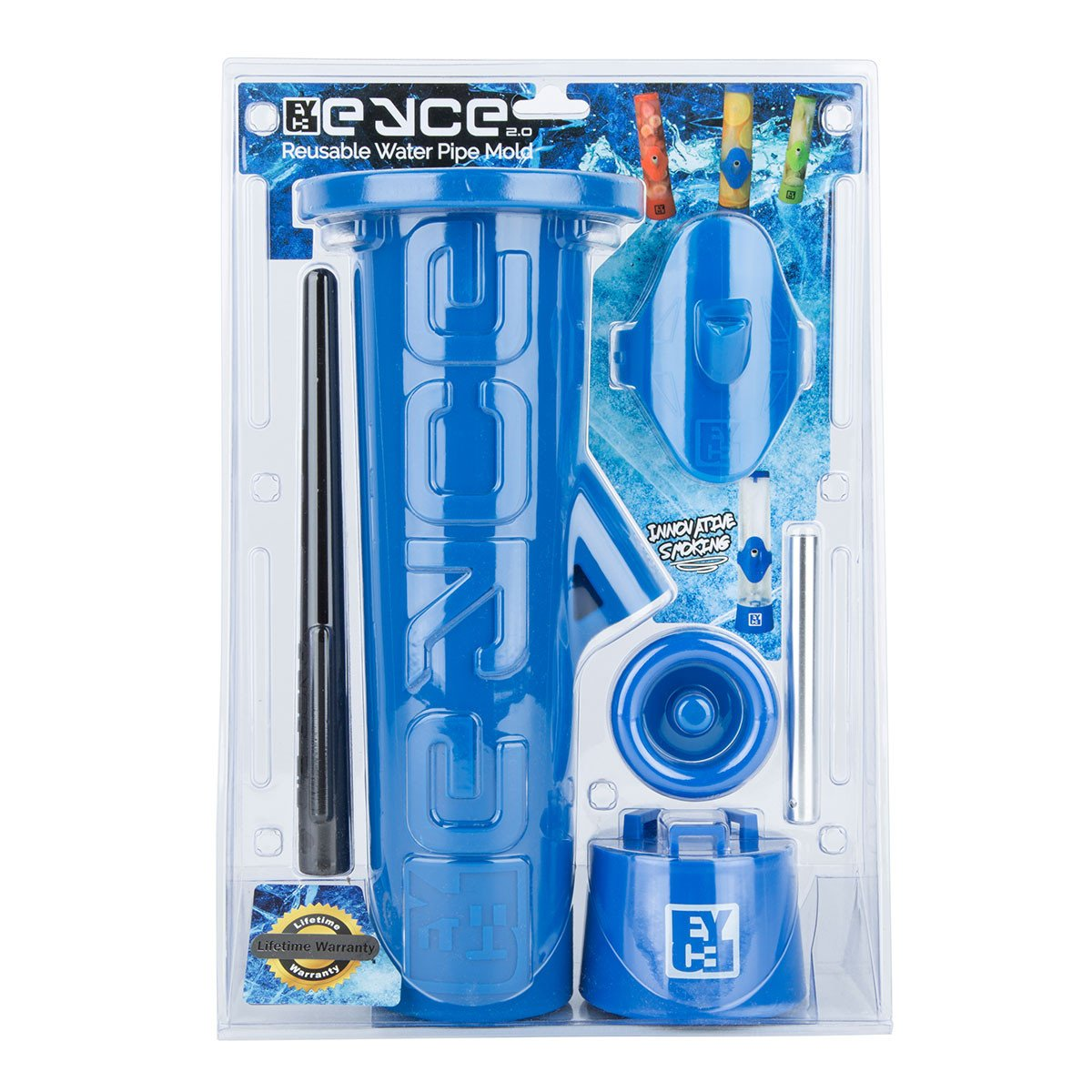 Eyce Mold 2.0 Solid Ice Water Pipe