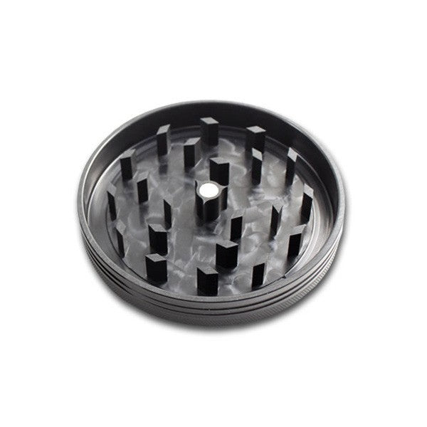 Space Case 4-Piece Grinder - 3 Sizes, CaliConnected Online Smoke Shop