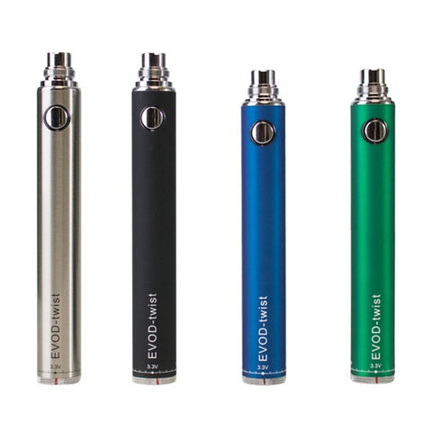 EVOD Twist VV - 1300mAh Vape Pen Battery🔋