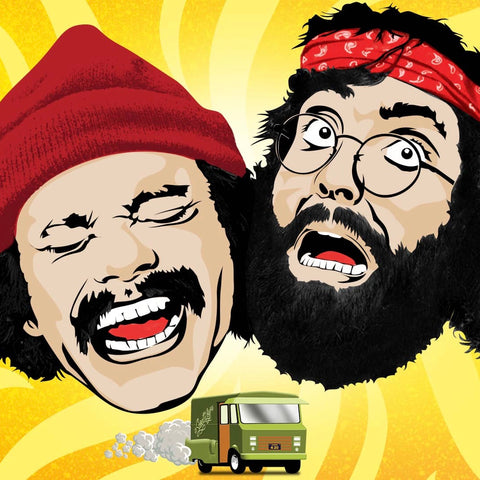 Cheech & Chong's Up in Smoke Water Pipe Bundle
