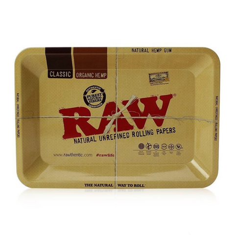 Raw® Mini Metal Rolling Tray