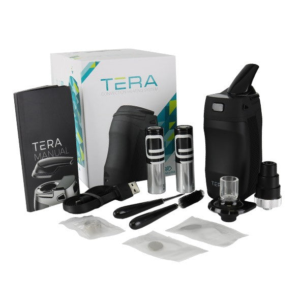 The Boundless Tera - Wax & Herb Vaporizer 🍯🌿 - Affordable vaporizers and quality glass bongs, water pipes, dab rigs and more at the best online headshop - CaliConnected