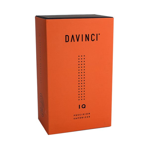 DaVinci IQ - Portable Dry Herb Vaporizer 🌿 - Affordable vaporizers and quality glass bongs, water pipes, dab rigs and more at the best online headshop - CaliConnected