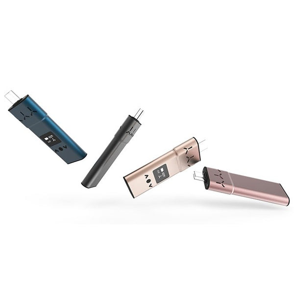 AirVape Xs - Portable Dry Herb Vaporizer 🌿 - CaliConnected - Affordable wax and dry herb vaporizers eRigs & eNails, high quality glass bongs, cheap water pipes, wax concentrate dab rigs and unique smoking accessories at the best online smoke shop - CaliConnected Online Headshop