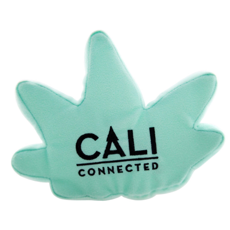 PrideBites Indestructible Weed Leaf Dog Toy
