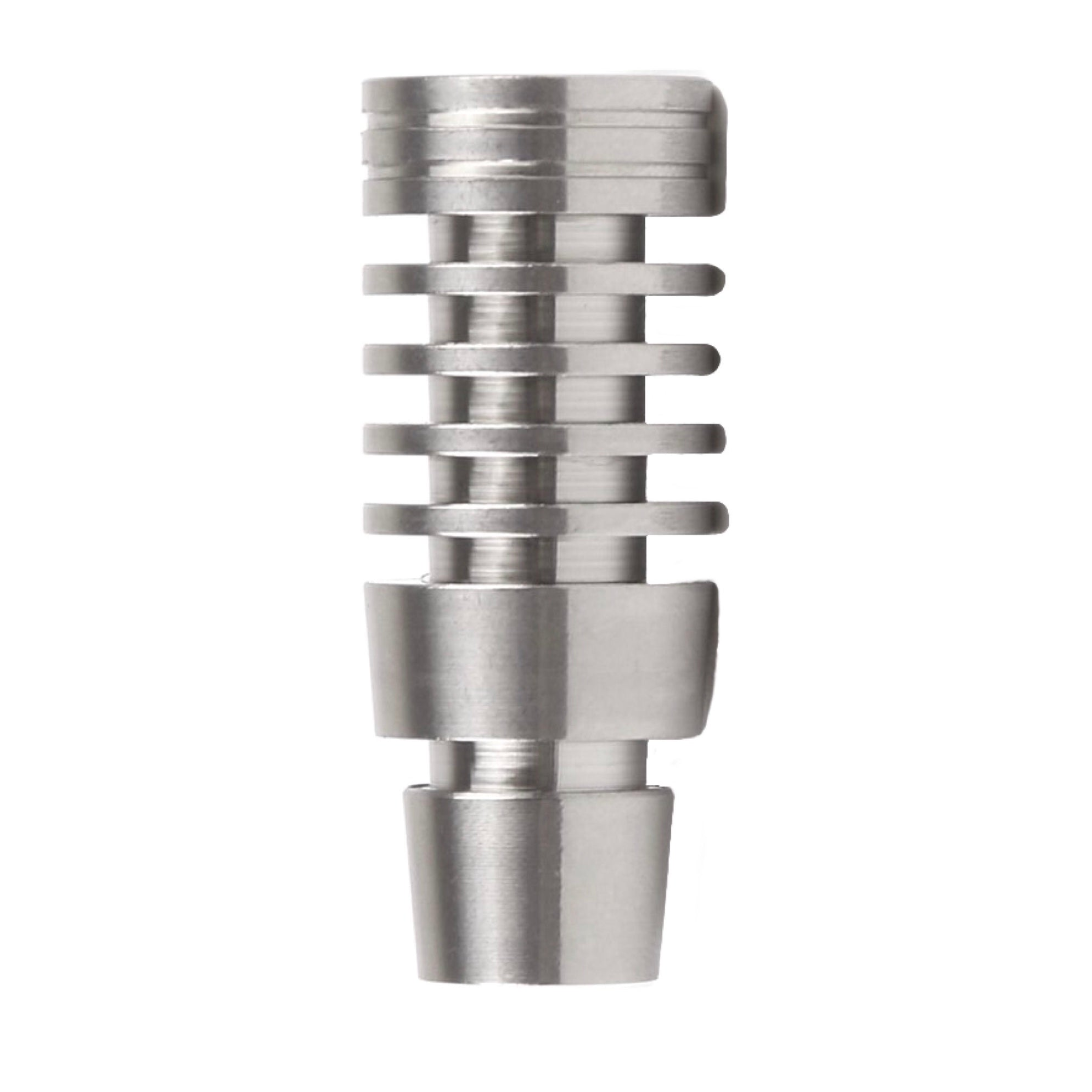 CaliConnected Domeless Male Titanium Nail for 14mm & 18mm Joints