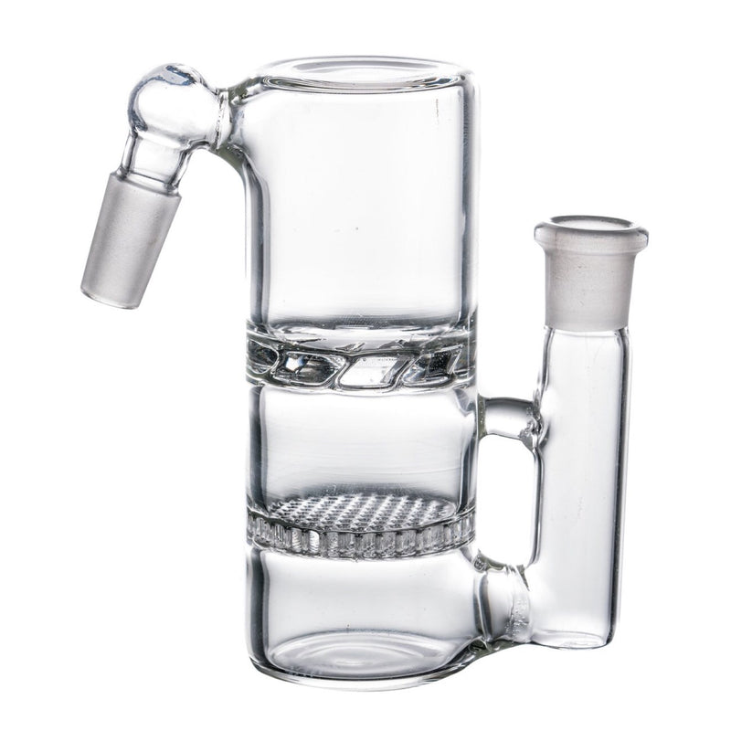 Honeycomb Perc to Turbine Perc Barrel Ashcatcher