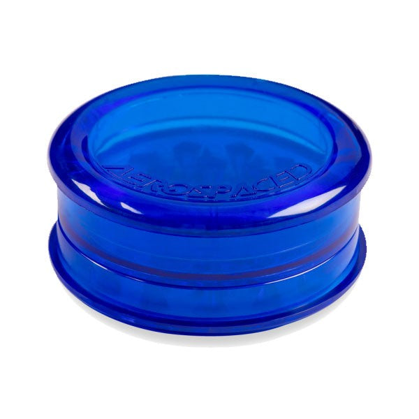 Aerospaced 3-Piece Acrylic Grinder - Affordable vaporizers and quality glass bongs, water pipes, dab rigs and more at the best online headshop - CaliConnected