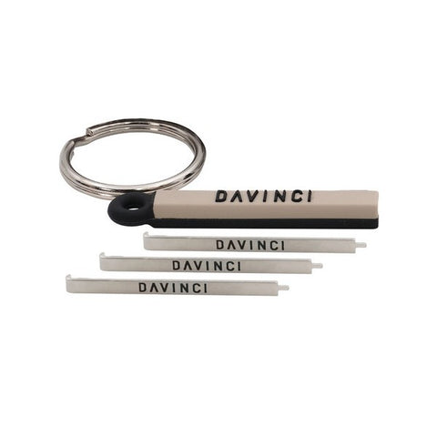DaVinci MIQRO Key Chain Tool Set (3-Pack)
