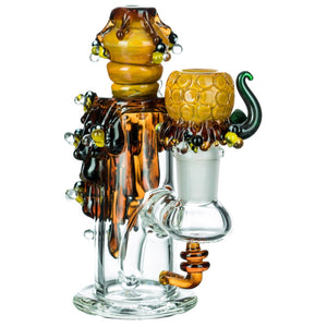 Empire Glassworks Beehive Mini Bong 🐝
