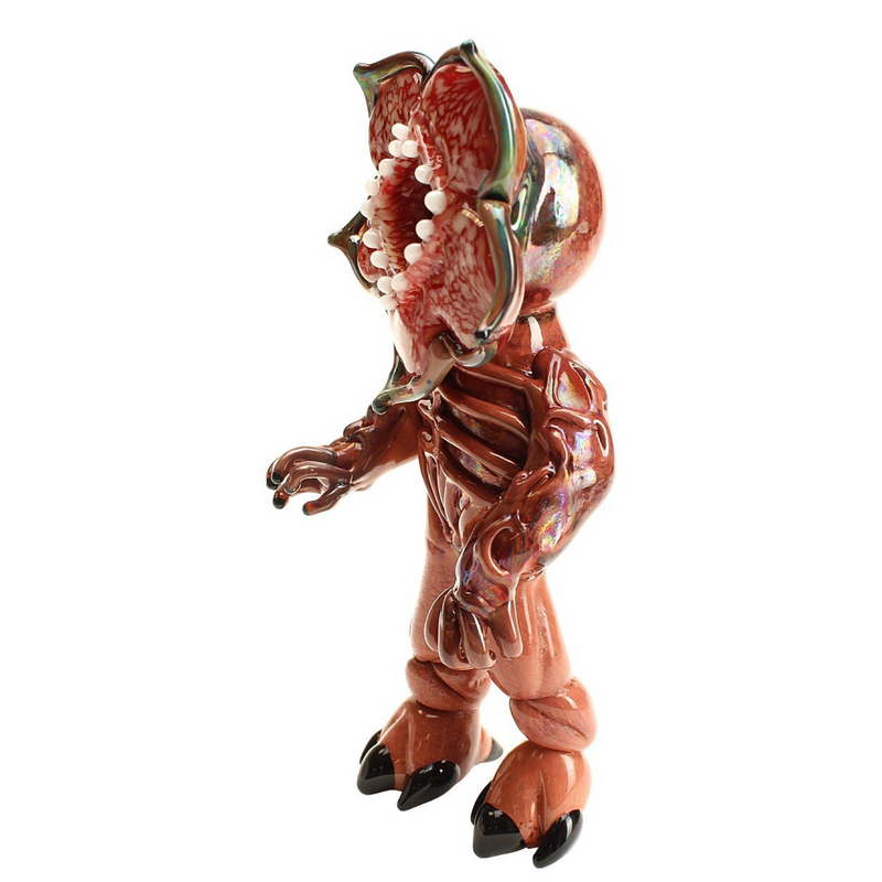 "Empire Glassworks ""Stranger Monster"" Hand Pipe"