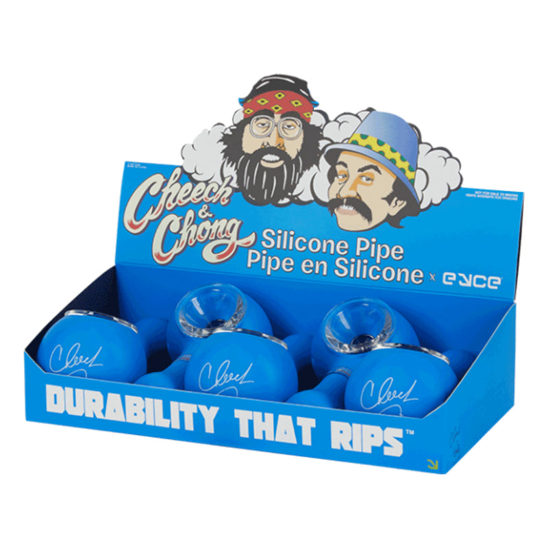 Eyce Cheech & Chong Silicone Spoon Pipe