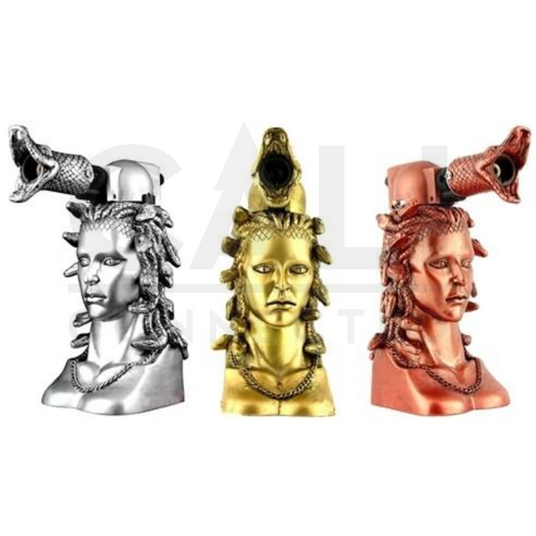 Newport Medusa Series Torch Lighter - CaliConnected - Affordable wax and dry herb vaporizers eRigs & eNails, high quality glass bongs, cheap water pipes, wax concentrate dab rigs and unique smoking accessories at the best online smoke shop - CaliConnected Online Headshop