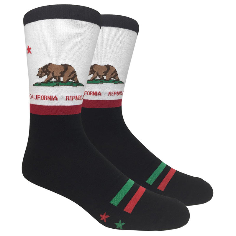 FineFit California Republic Socks 🧦