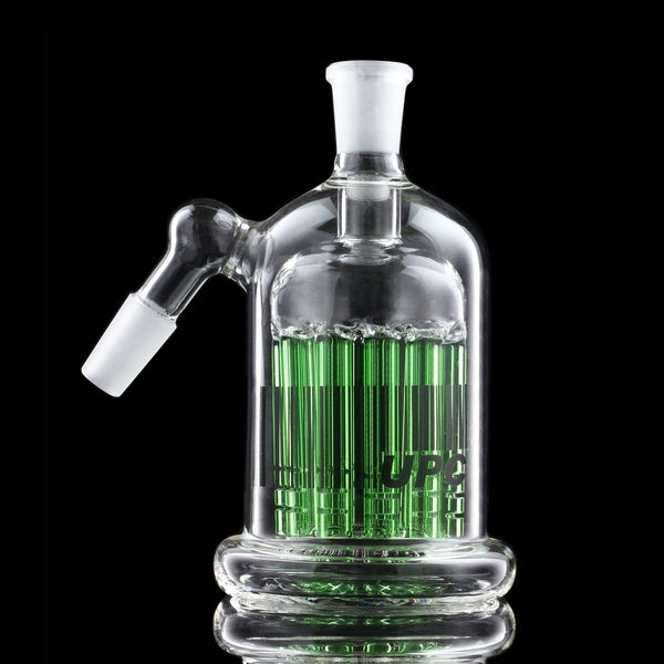 CaliConnected Online Smoke Shop - 11 Armed Wide Tree Perc Glass Ashcatcher