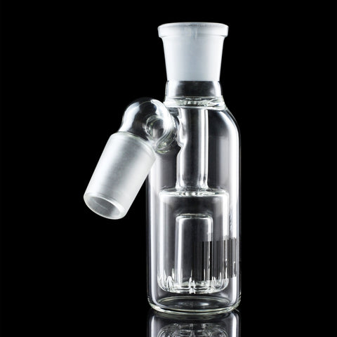 UPC Ashcatcher with Box Perc - CaliConnected - Affordable wax and dry herb vaporizers eRigs & eNails, high quality glass bongs, cheap water pipes, wax concentrate dab rigs and unique smoking accessories at the best online smoke shop - CaliConnected Online Headshop