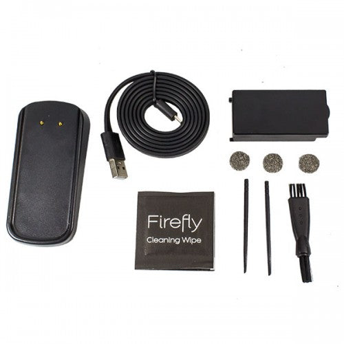Firefly 2 - Portable Wax & Dry Herb Vaporizer 🍯🌿 - Affordable vaporizers and quality glass bongs, water pipes, dab rigs and more at the best online headshop - CaliConnected