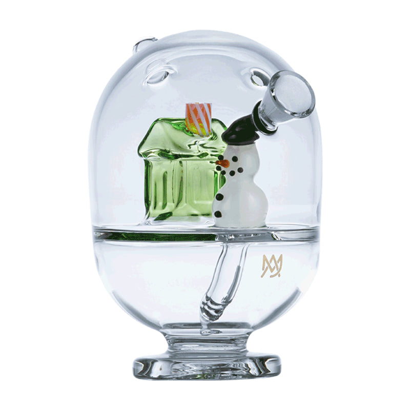 MJ Arsenal Hotbox Cabin Blunt Bubbler