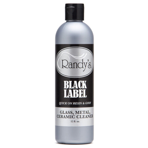 Randy's Black Label Glass Cleaner