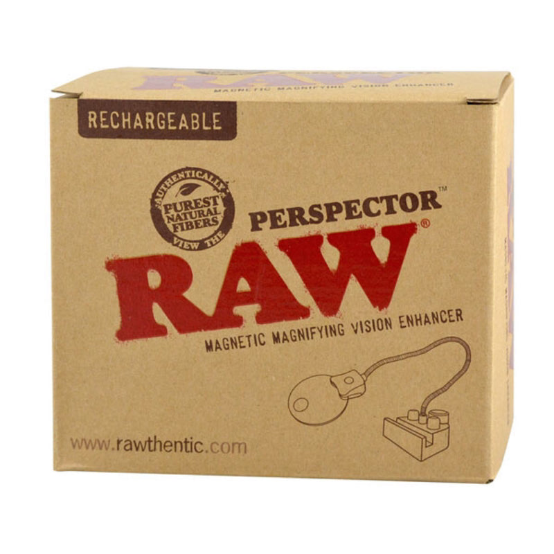 Raw® Perspector - Magnetic Magnifying Vision Enhancer 🔍