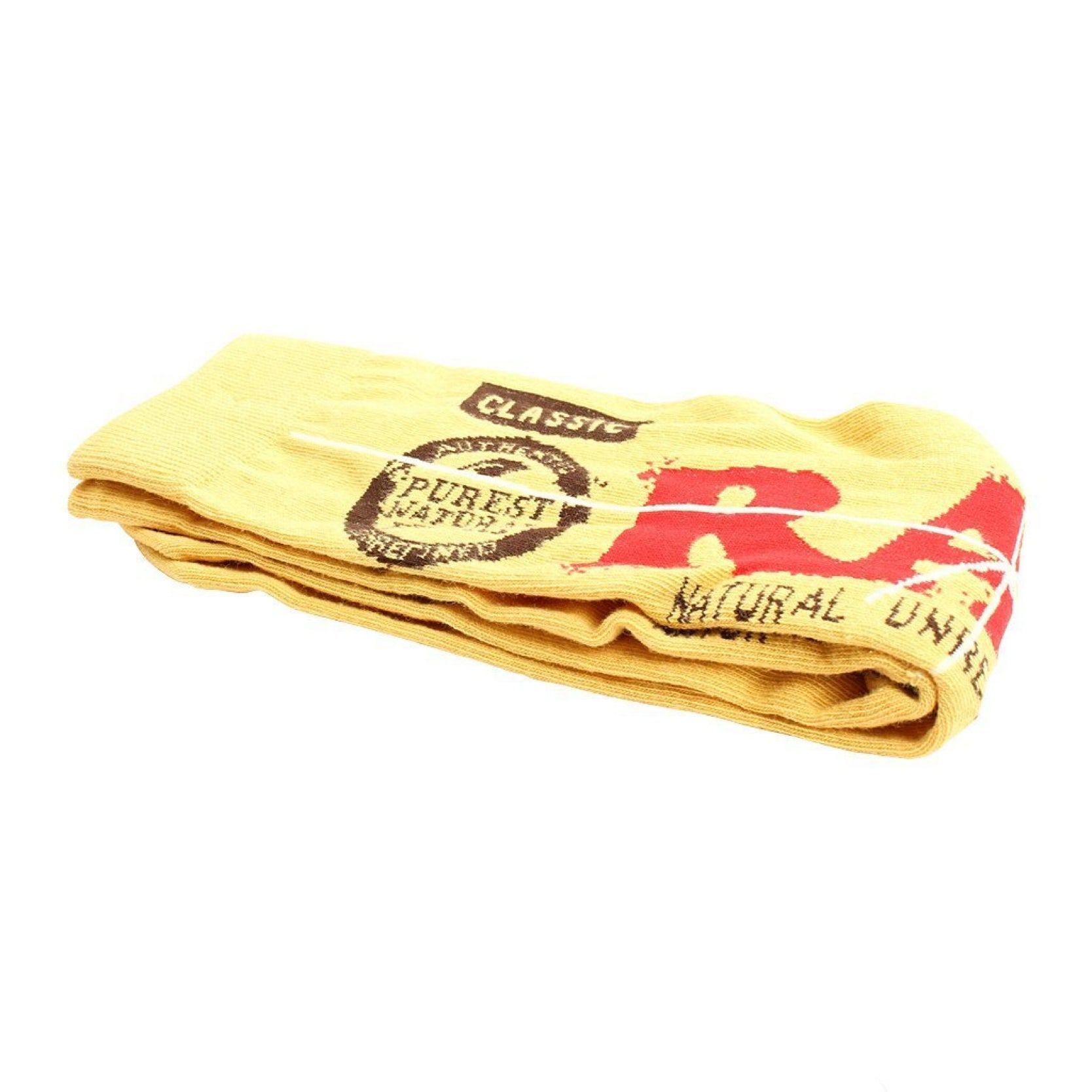 Raw® Rolling Papers Crew Socks 🧦