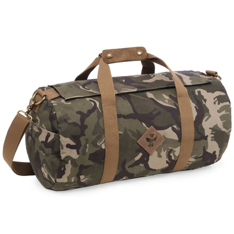 Revelry Overnighter Smell-Proof Duffle Bag