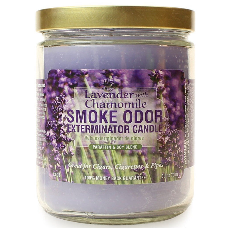Smoke Odor Exterminator Candle (13oz)