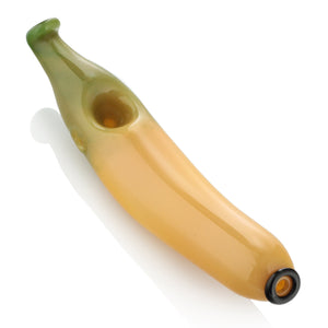 "Glassheads ""Get Ripe"" Banana Themed Hand Pipe 🍌"