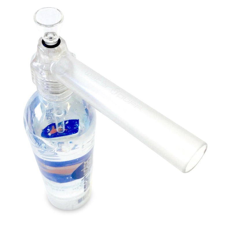 Water Puff Instant Water Pipe Bottle Adapter