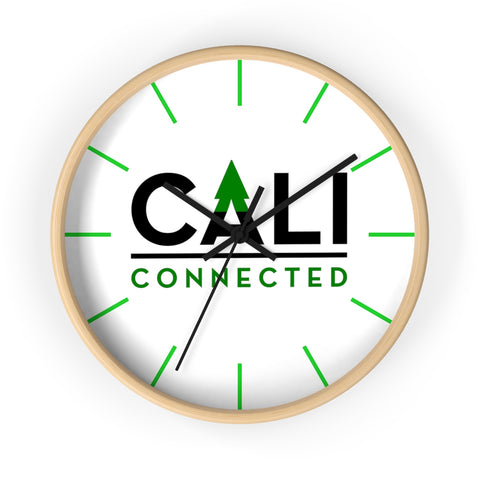 CaliConnected Wall clock
