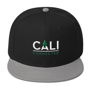 CaliConnected Snapback Hat