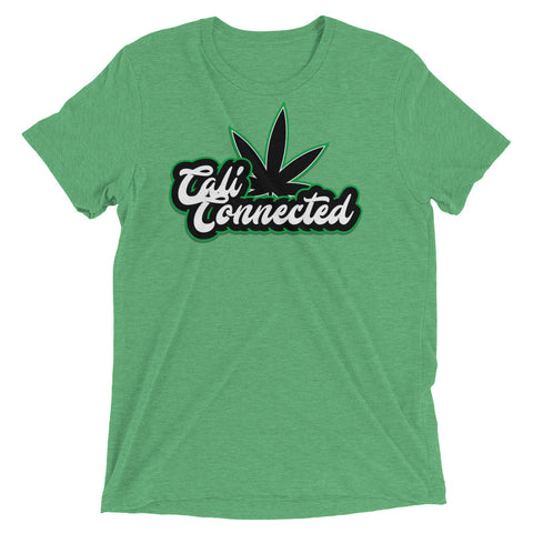 CaliConnected Online Smoke Shop - CaliConnected Short Sleeve Vintage Tee Shirt