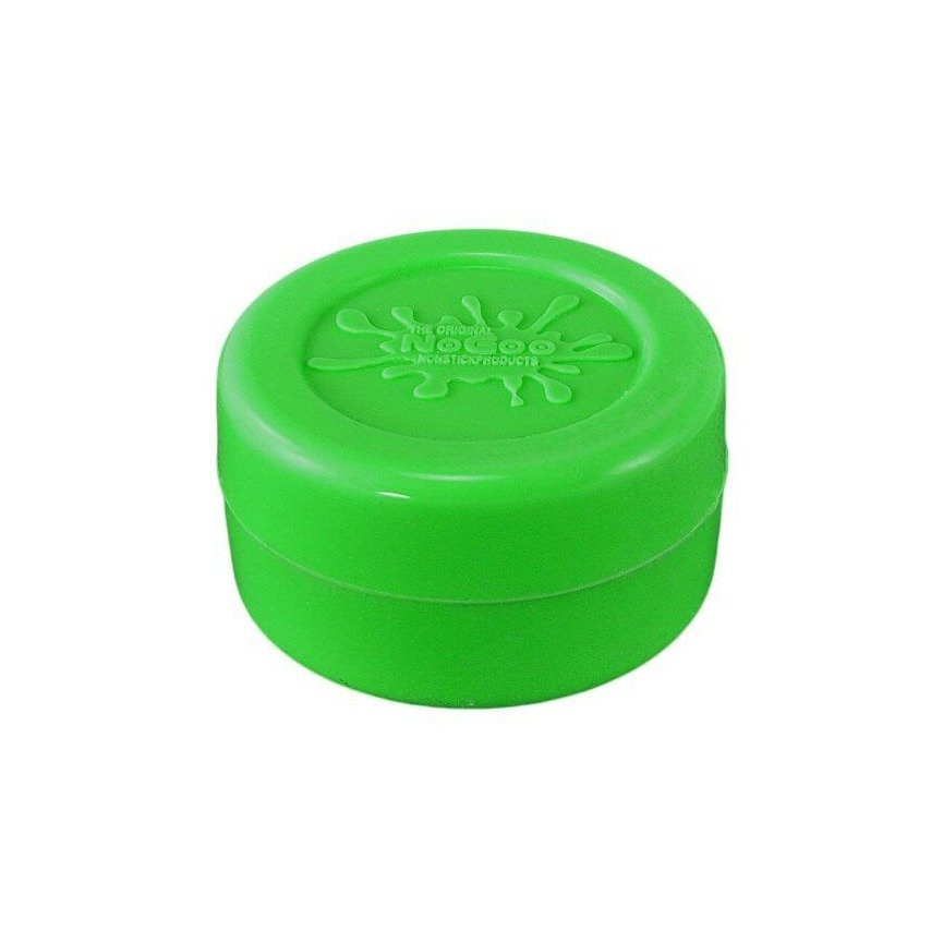 NoGoo Large 10ml Non-Stick Silicone Wax Storage Containers