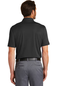 "Nike Dri-FIT Legacy Polo Black with Embroidered Acalanes ""A"" Logo"
