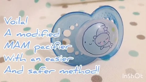 How to Modify a MAM Pacifier