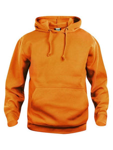 Basic Hoodie Visibility Orange (170)