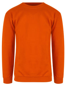 Crewneck Safety Orange 680