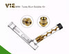 Twist Glass Blunt Bubbler Kit