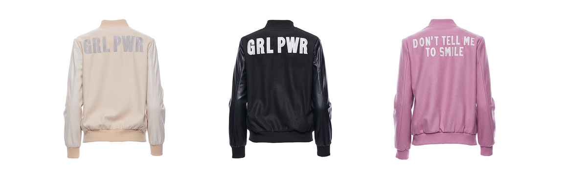 GJWB X Hilary Macmillan VEGAN LEATHER Varsity Jacket *EMAIL TO ORDER