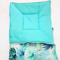Tropical Blue Sleeping Bag