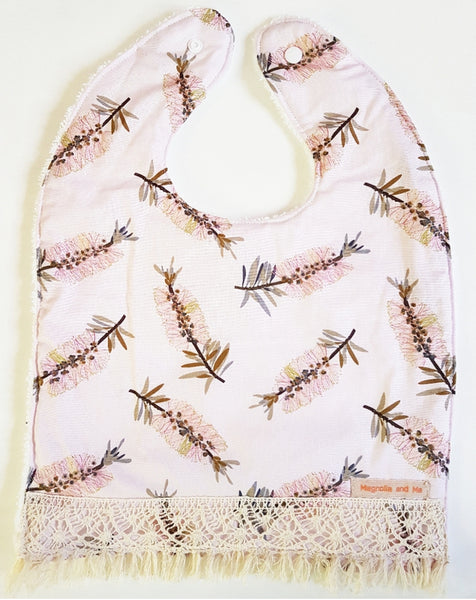 Bottlebrush Bib