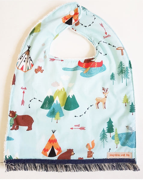 Woodlands Bib