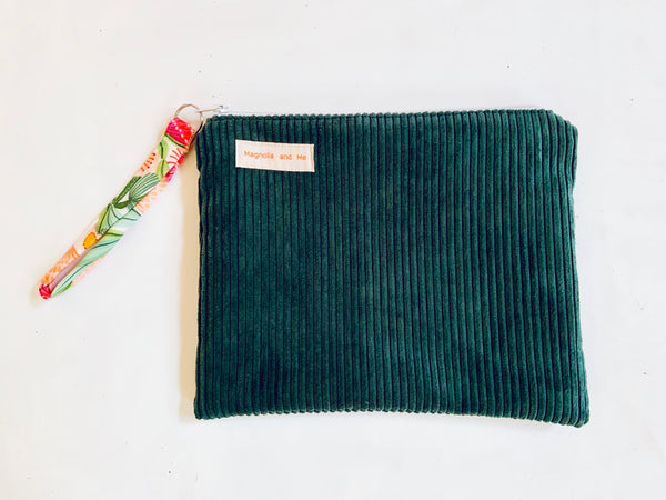 Forest Nappy Wallet