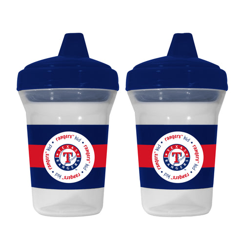 Texas Rangers Sippy Cup 2 Pack