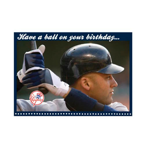 YANKEES JETER  B-DAY CD